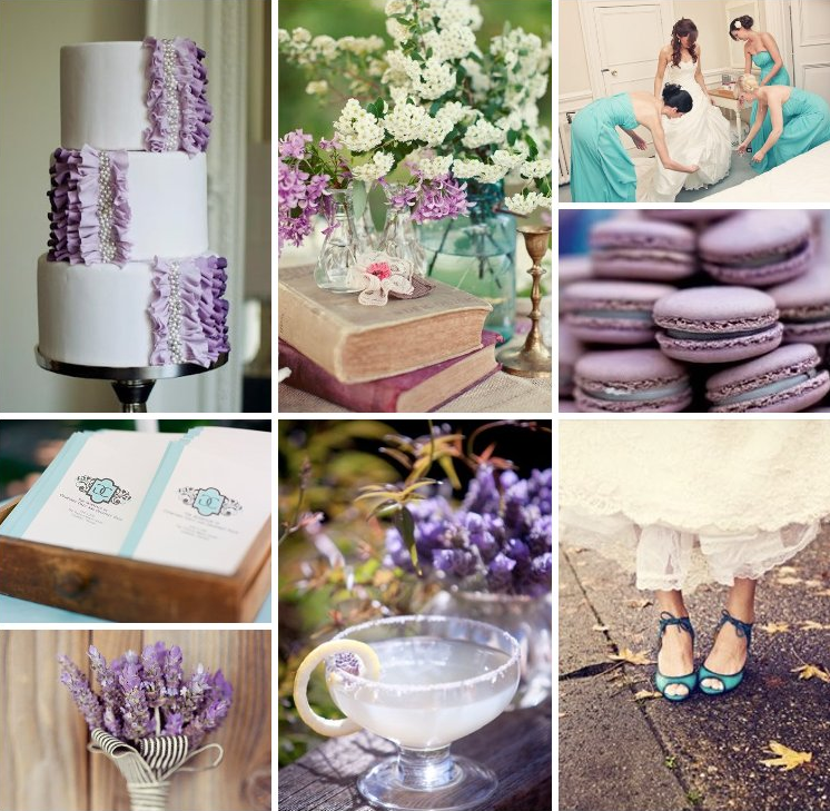 teal-and-lavender